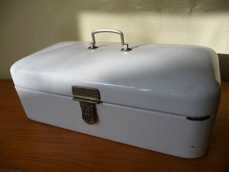 Van Oude Dingenbroodtrommel Jaren 50 Verkocht Van Oude