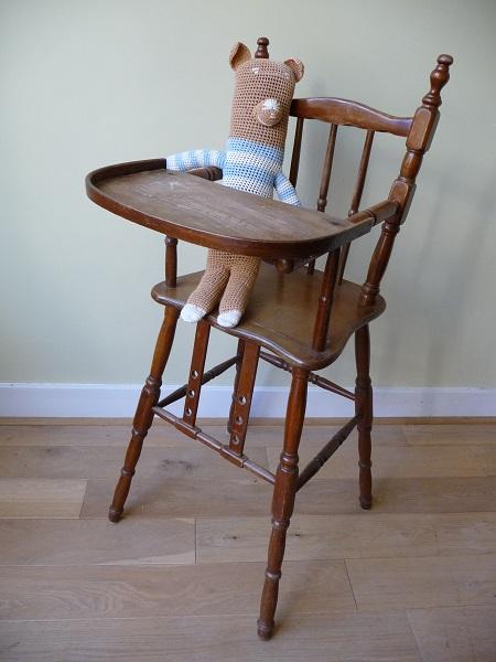 Ouderwetse Houten Kinderstoel.Van Oude Dingenvintage Kinderstoel Verkocht Van Oude Dingen