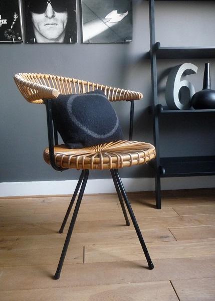 Rohe rotan stoel 2
