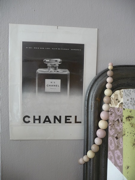vintage Chanel advertentie