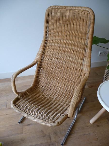 fauteuil Dirk van Sliedrecht voor Gebr. Jonkers 6