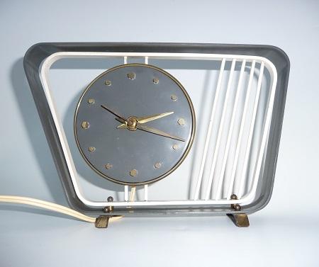 elektrisch klokje jaren 50
