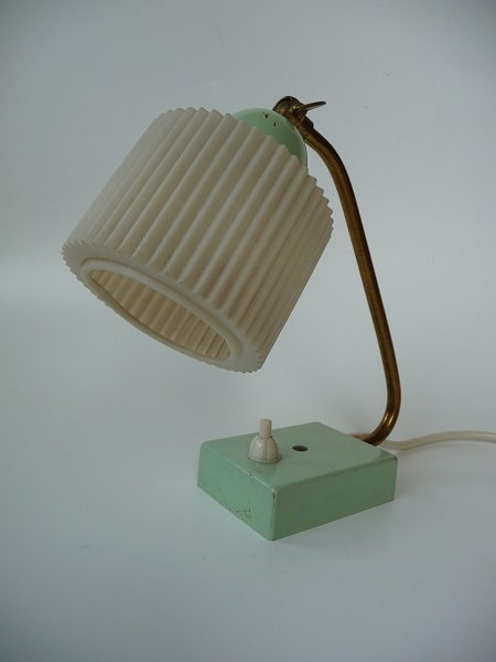 tafellampje jaren '50 1