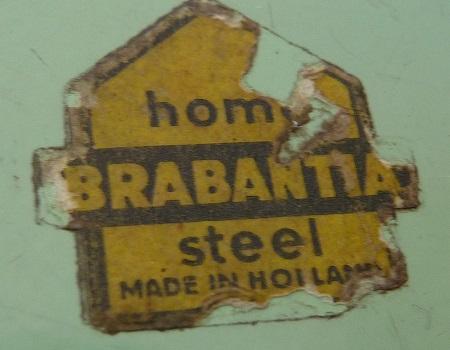 vintage broodtrommel Brabantia 6