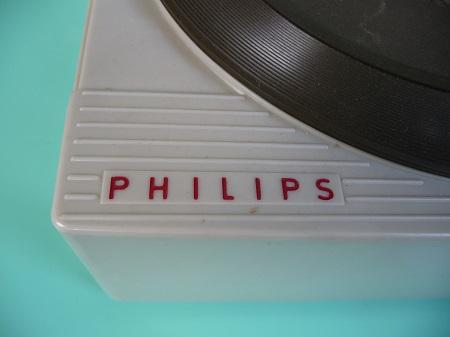 compacte platenspeler Philips 2
