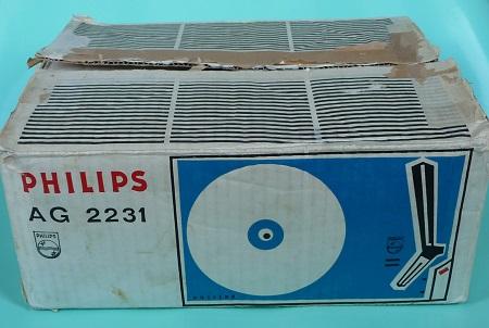 compacte platenspeler Philips 7