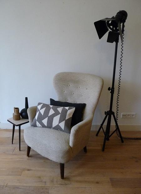 fauteuil Theo Ruth voor Artifort 1