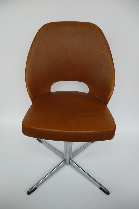 vintage stoelen stervoet 2