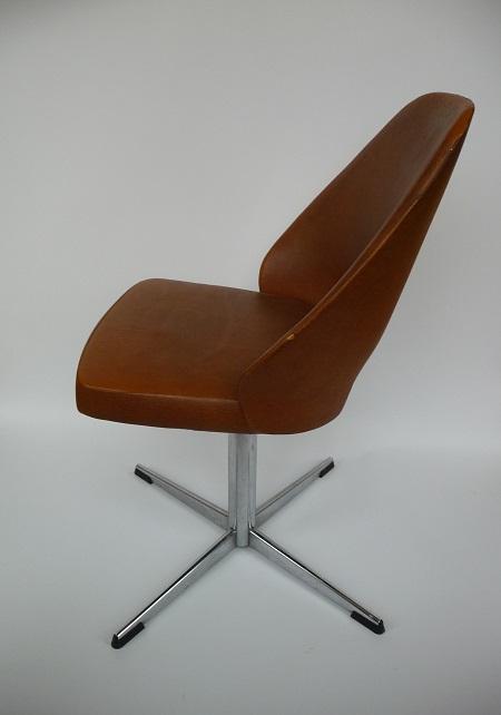 vintage stoelen stervoet 3
