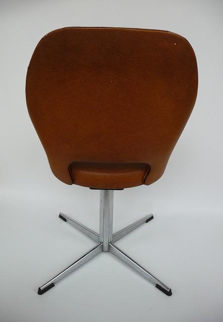 vintage stoelen stervoet 4