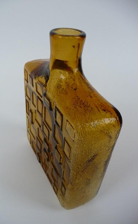 vintage vaas Italiaans glaswerk 2
