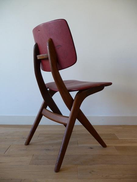4 Wébé stoelen, Louis van Teeffelen 2