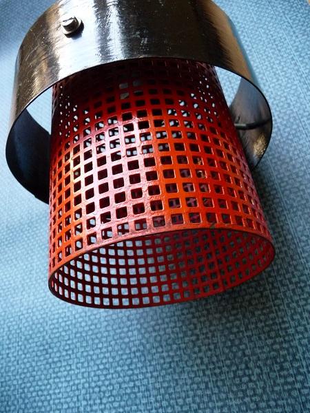 jaren 50 Pilastro hanglampje 2