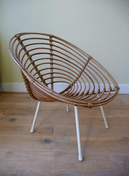 rotan fauteuil Rohé Noordwolde 3