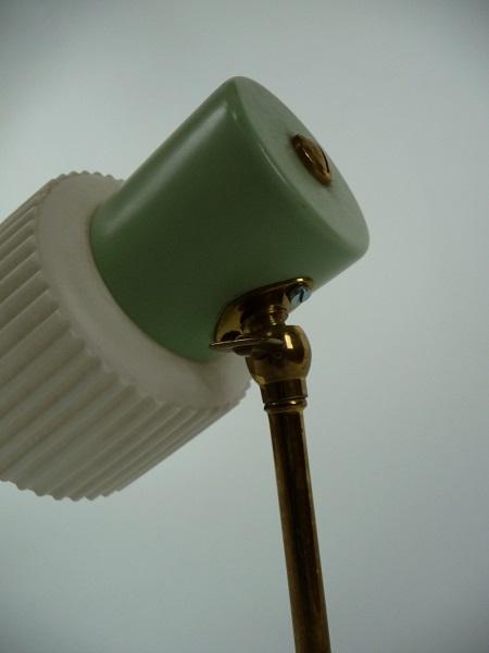mintgroene tafellampjes jaren 50 3