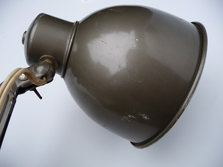 industriële schaarlamp Bauhaus stijl 6
