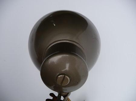 industriële schaarlamp Bauhaus stijl 7