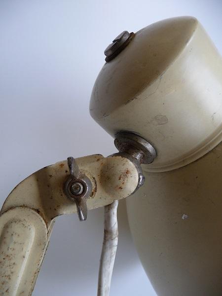 industriële schaarlamp Bauhaus stijl 12