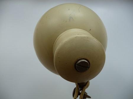 industriële schaarlamp Bauhaus stijl 13