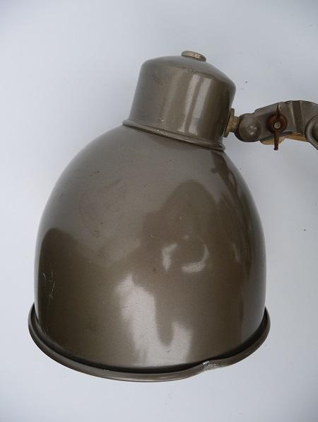 industriële schaarlamp Bauhaus stijl 5
