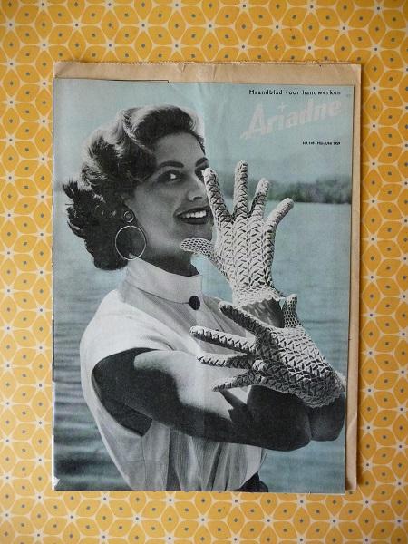 handwerkblad Ariadne uit 1959 1