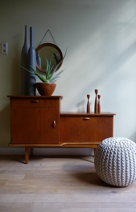 jaren 60 dressoir, tv-meubel 1