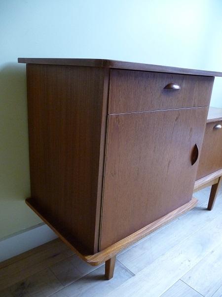 jaren 60 dressoir, tv-meubel 3