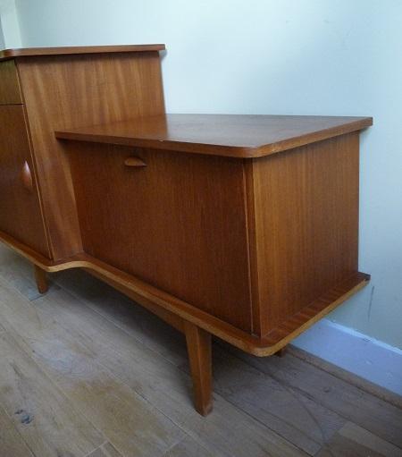 jaren 60 dressoir, tv-meubel 4