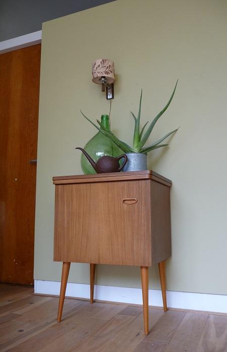 naaimachinekastje Merritt jaren 60 1