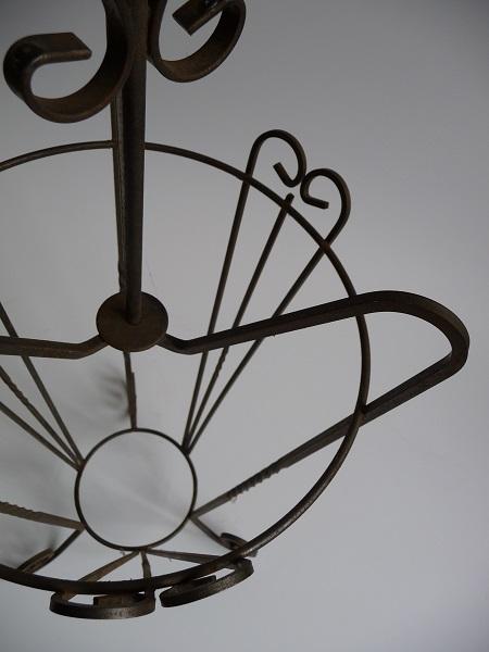 vintage gietijzeren parapluhouder 3