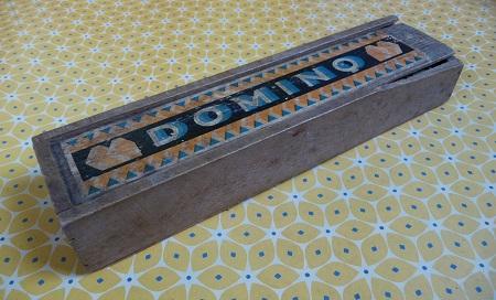 houten dominospel jaren 50 1