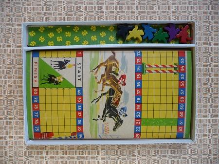 jaren 50 wedrenspel Jumbo 3