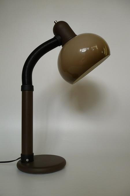 jaren 70 tafellamp 1