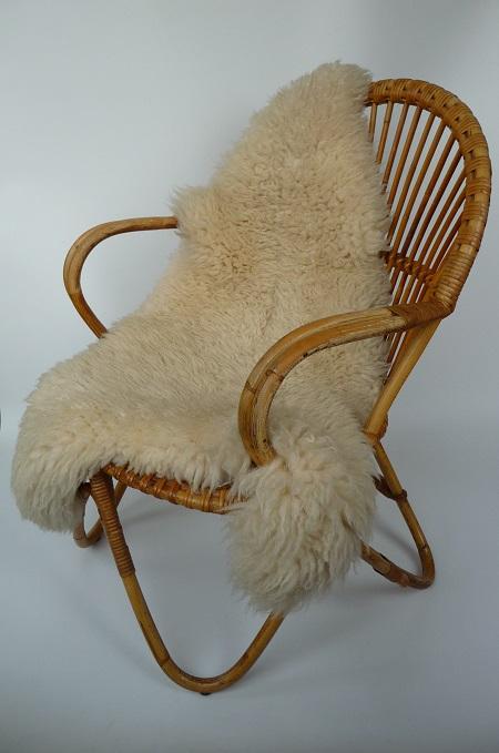 rotan fauteuil jaren 50 5