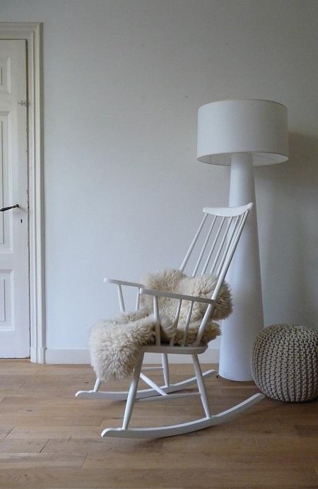 jaren 50 schommelstoel 1