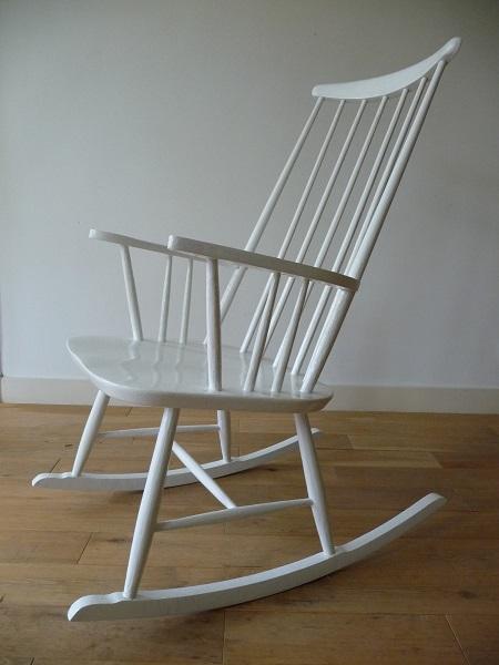 jaren 50 schommelstoel 2