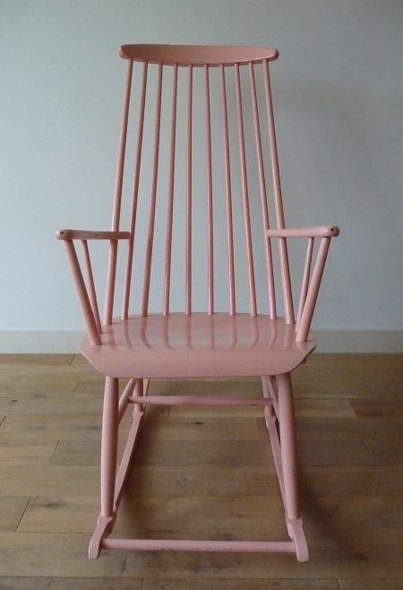 schommelstoel jaren 50 2