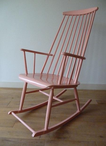schommelstoel jaren 50 3