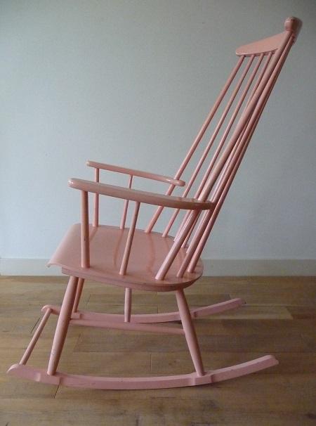 schommelstoel jaren 50 4
