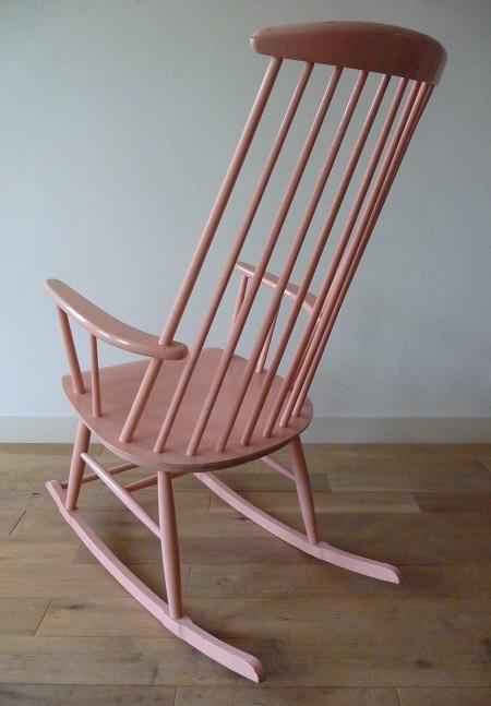 schommelstoel jaren 50 5