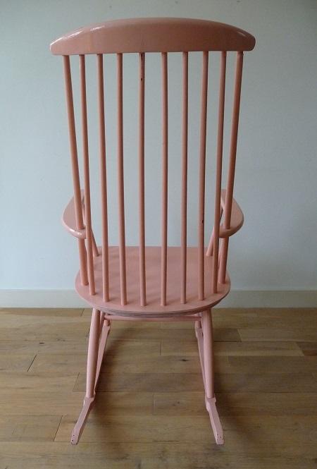 schommelstoel jaren 50 6