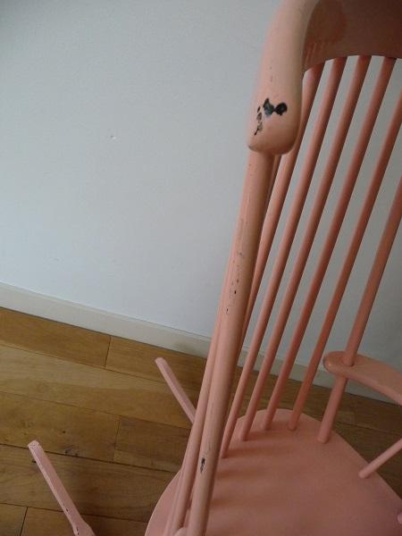 schommelstoel jaren 50 8