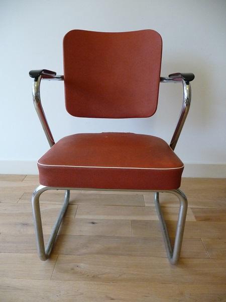buisframe stoel jaren 50 2