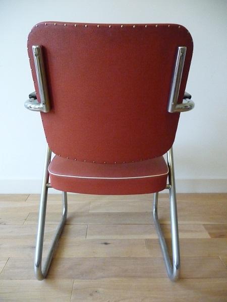 buisframe stoel jaren 50 4