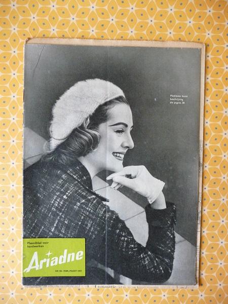 handwerkblad Ariadne uit 1959 2