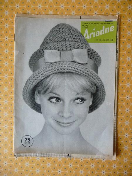 handwerkblad Ariadne uit 1959 3