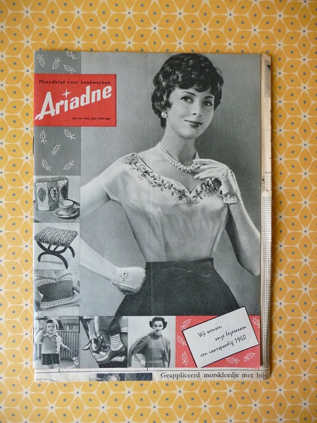 handwerkblad Ariadne uit 1959 5