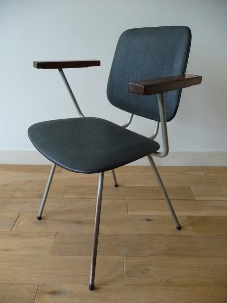 industriële stoelen jaren 60 3
