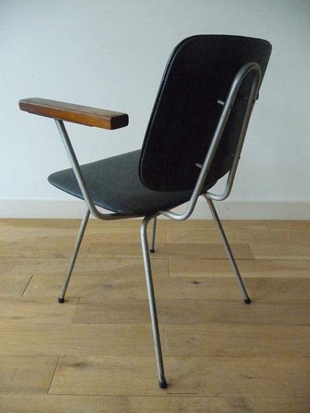 industriële stoelen jaren 60 5