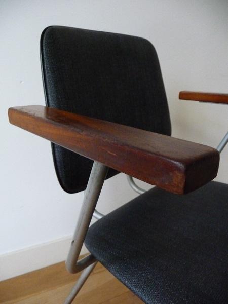 industriële stoelen jaren 60 7